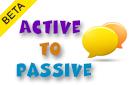 Active to Passive Voice Conversion