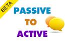 Passive to Active Voice Conversion